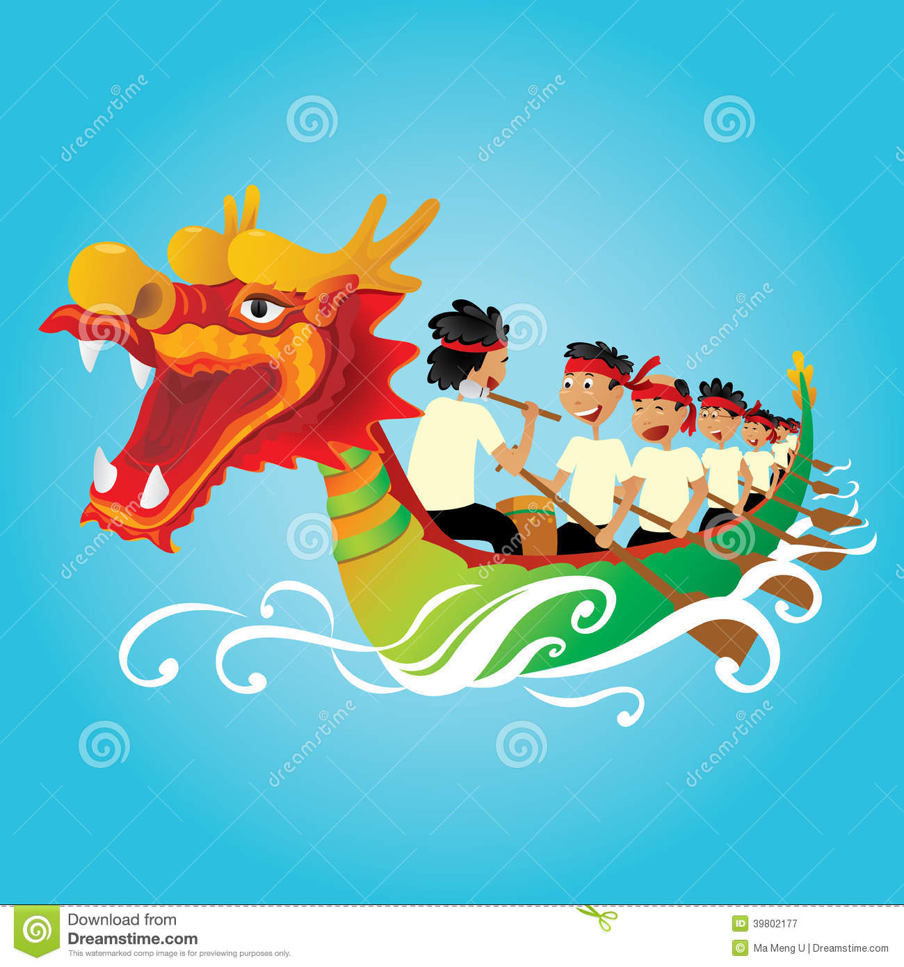 Festival clipart chinese dragon Clipart Photography illustration Dragon collection