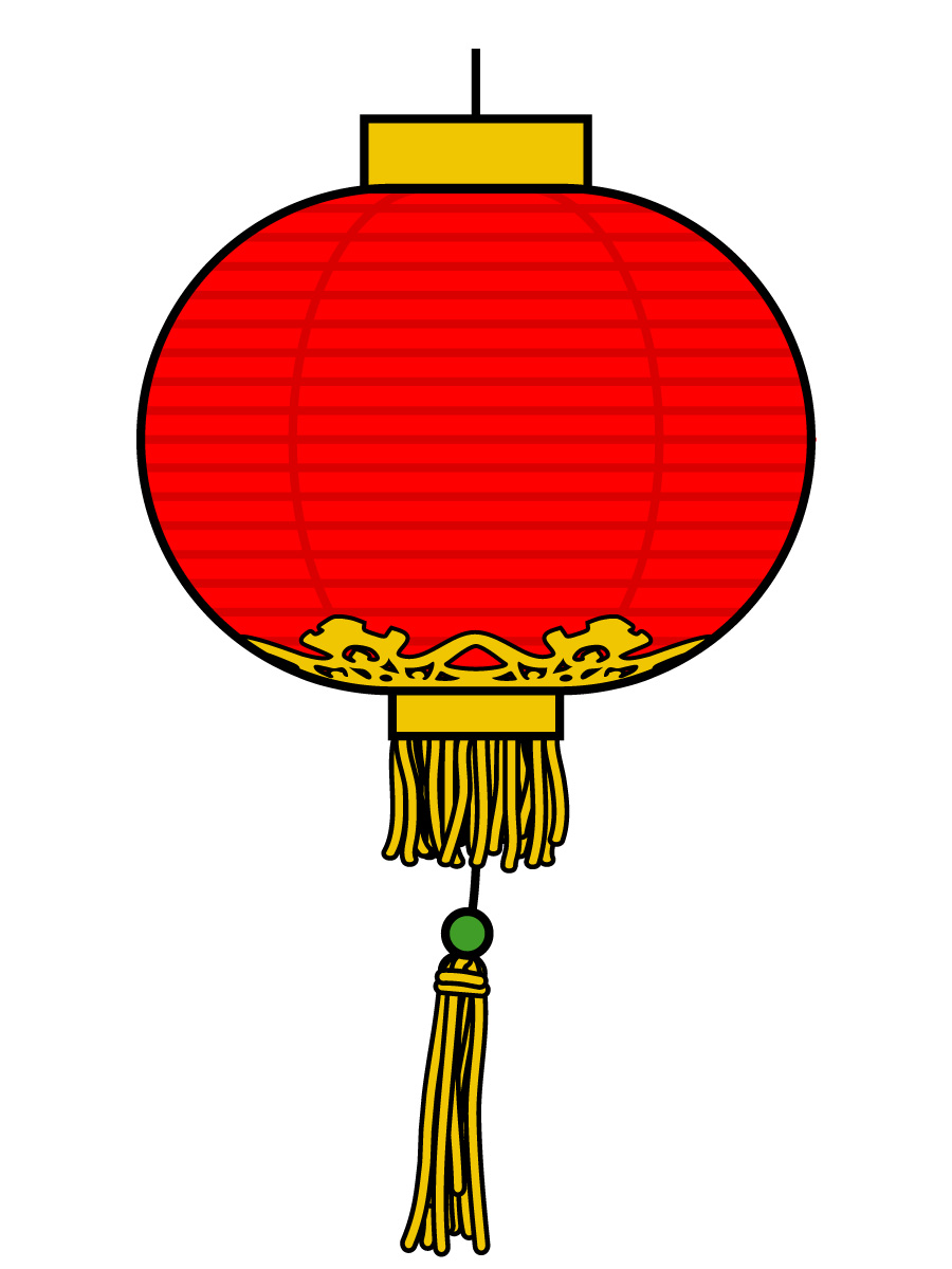 Asian clipart china Cliparts – Chinese Lantern Festival