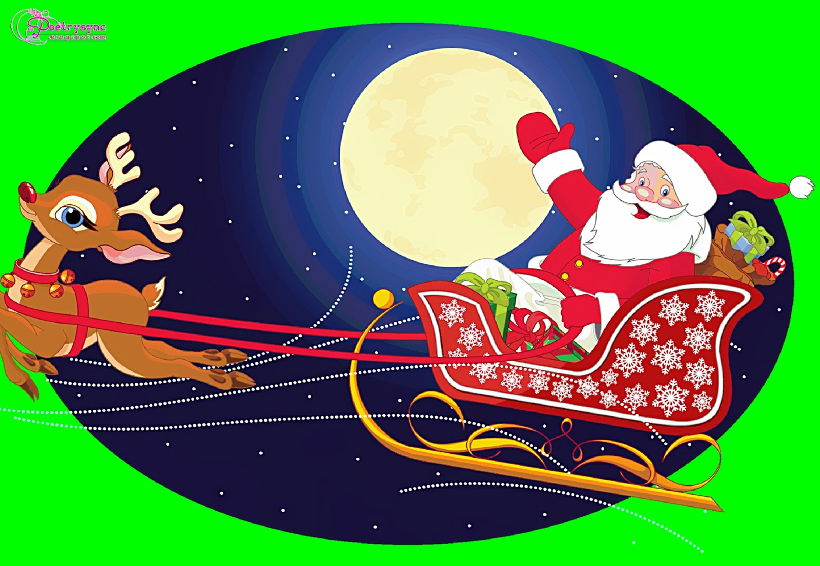 Merry Christmas clipart christmas celebration Christmas for festival pictures claus