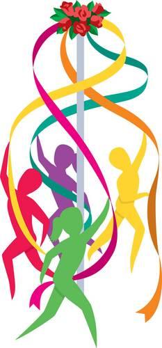 Festival clipart dance Cliparts Vectors Spring Pie cliparts