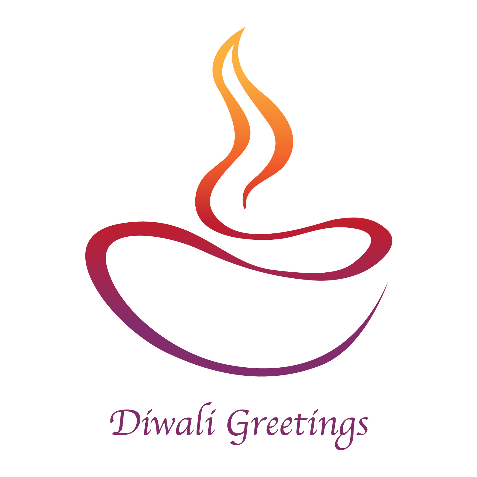 Card clipart happy diwali #1