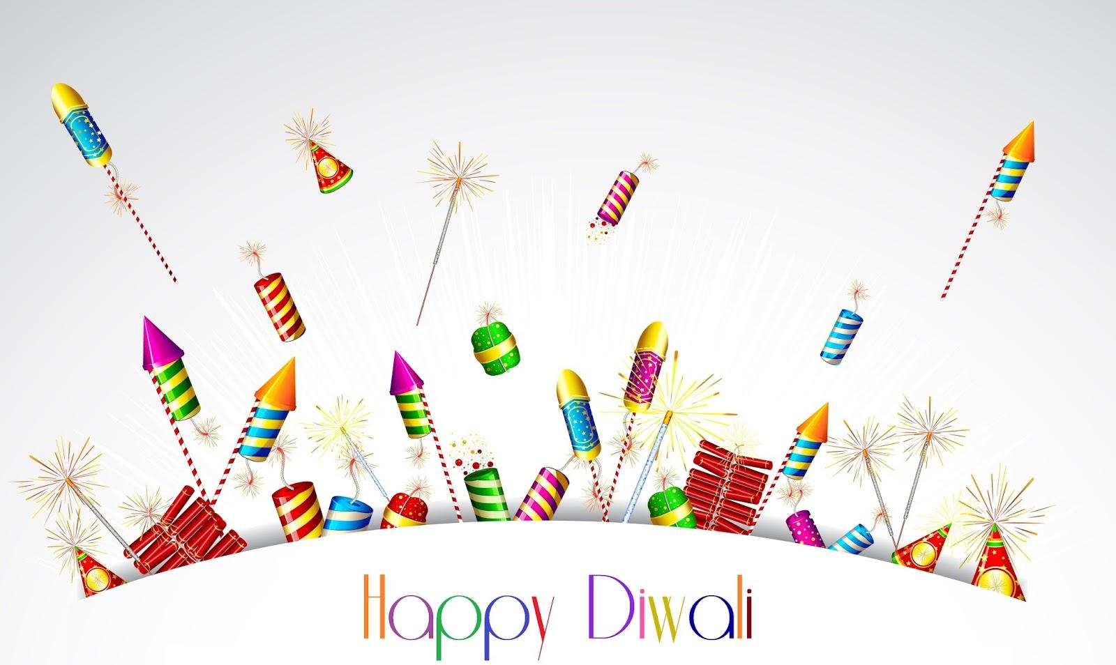 Fireworks clipart diwali cracker Works Diwali Fire Happy Diwali