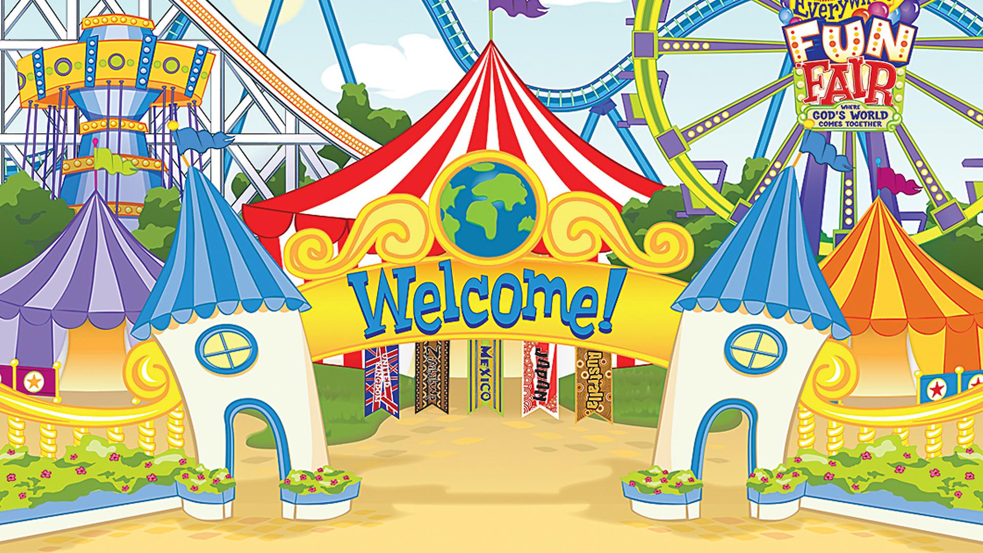 Festival clipart fair Clip Clip Fair Festival Art