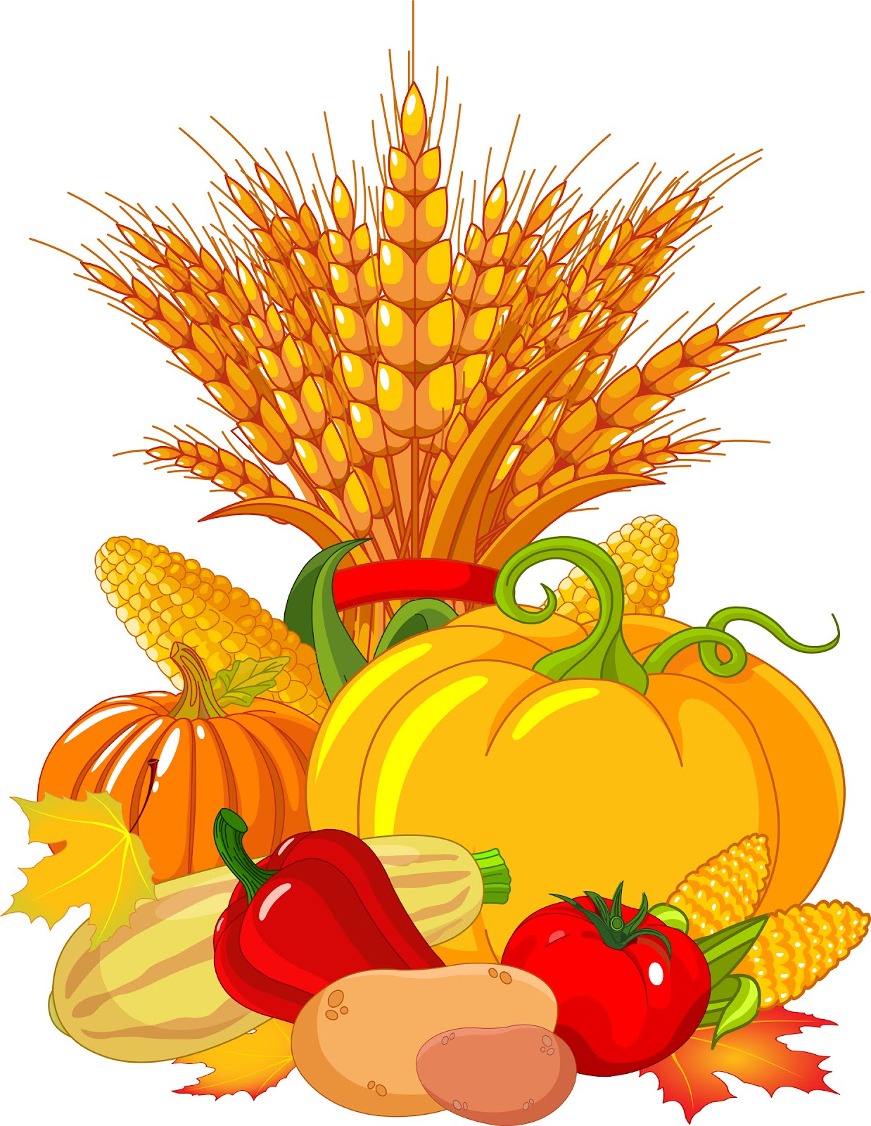 Harvest Moon clipart fall vegetable #15