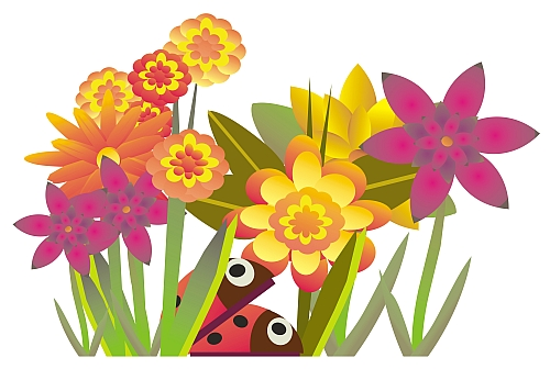 Moving clipart garden Free Cliparts  Art Cartoon