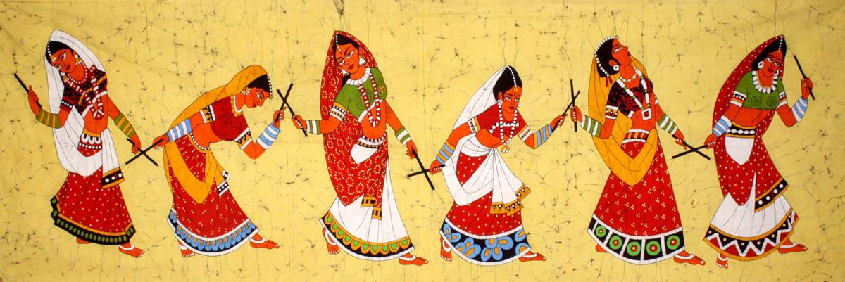 Festival clipart garba dance Navratri ba42 in Akaarah Mumbai