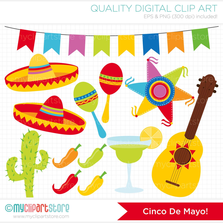 Festival clipart guitar art Mexican Clip  Cliparts Clip
