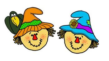 Scarecrow clipart harvest Festival fall harvest free clipart