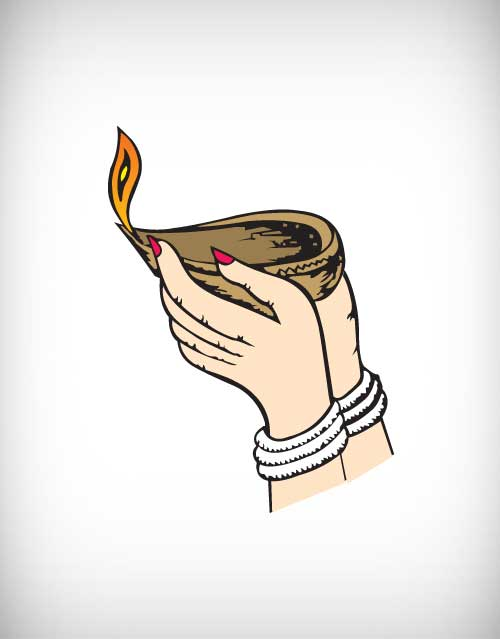 Oil Lamp clipart deepavali celebration Greet Illustrations oil lamp design