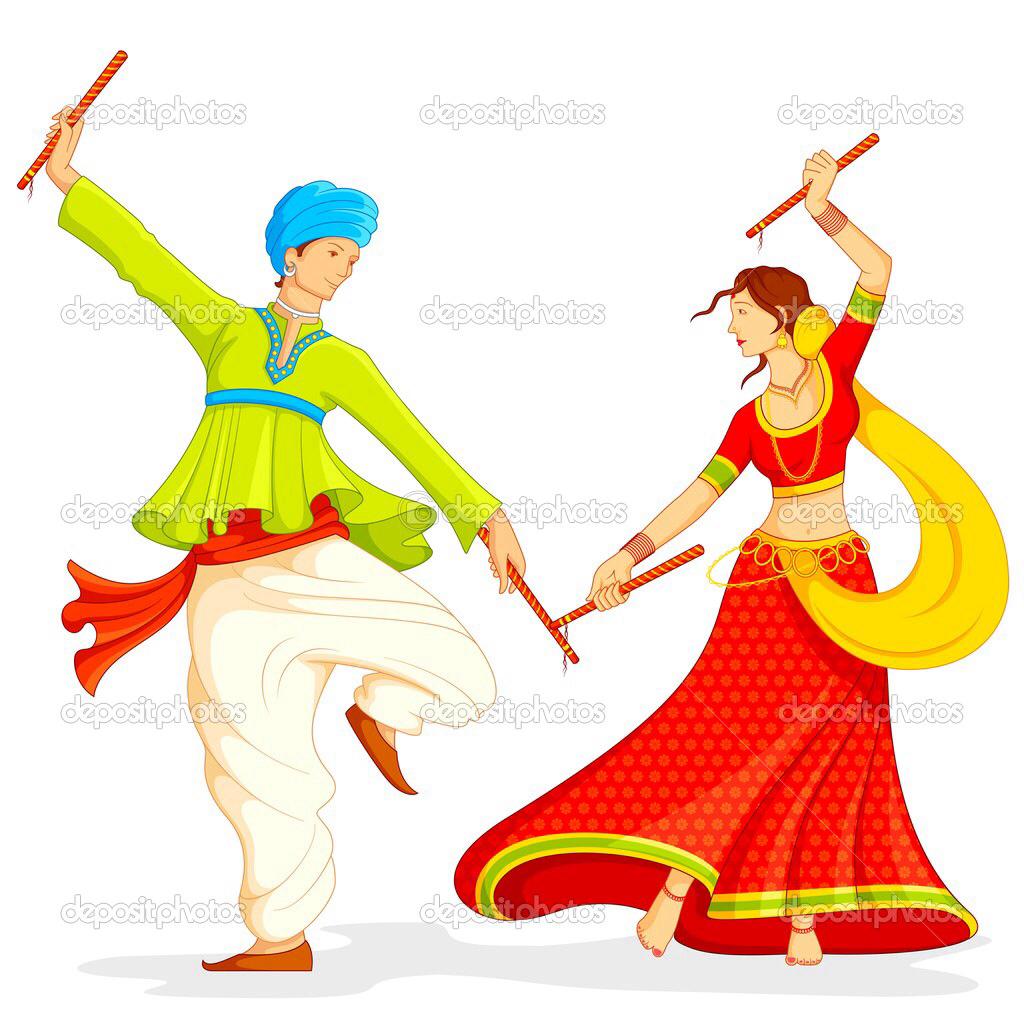 Festival clipart indian wedding More Mughal empire Dhandiya Pinterest