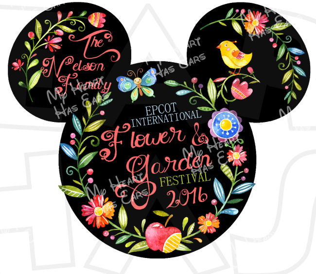 Festival clipart international trade Flower Epcot Mickey Mickey and