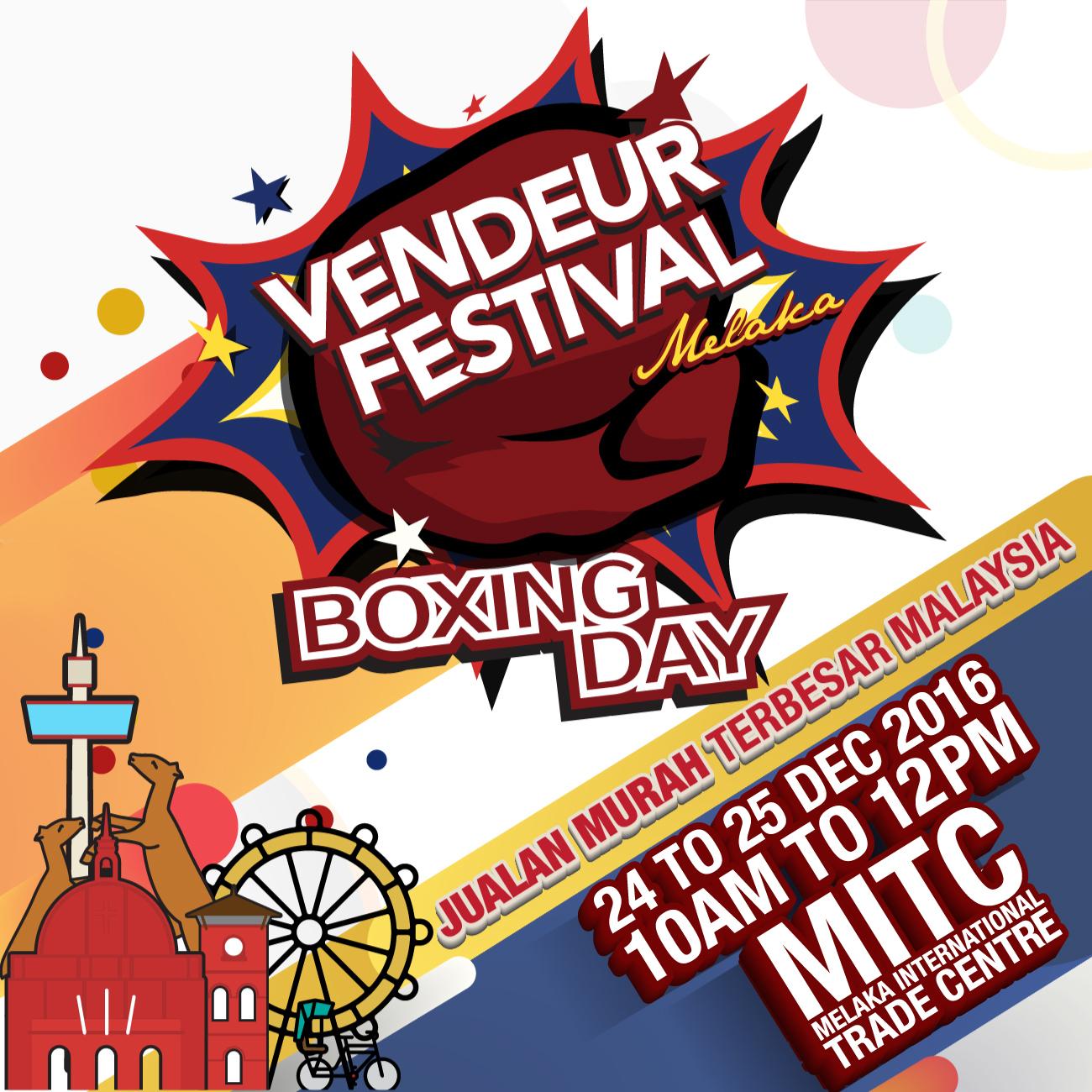 Festival clipart international trade MELAKA CENTRE Event TRADE MITC