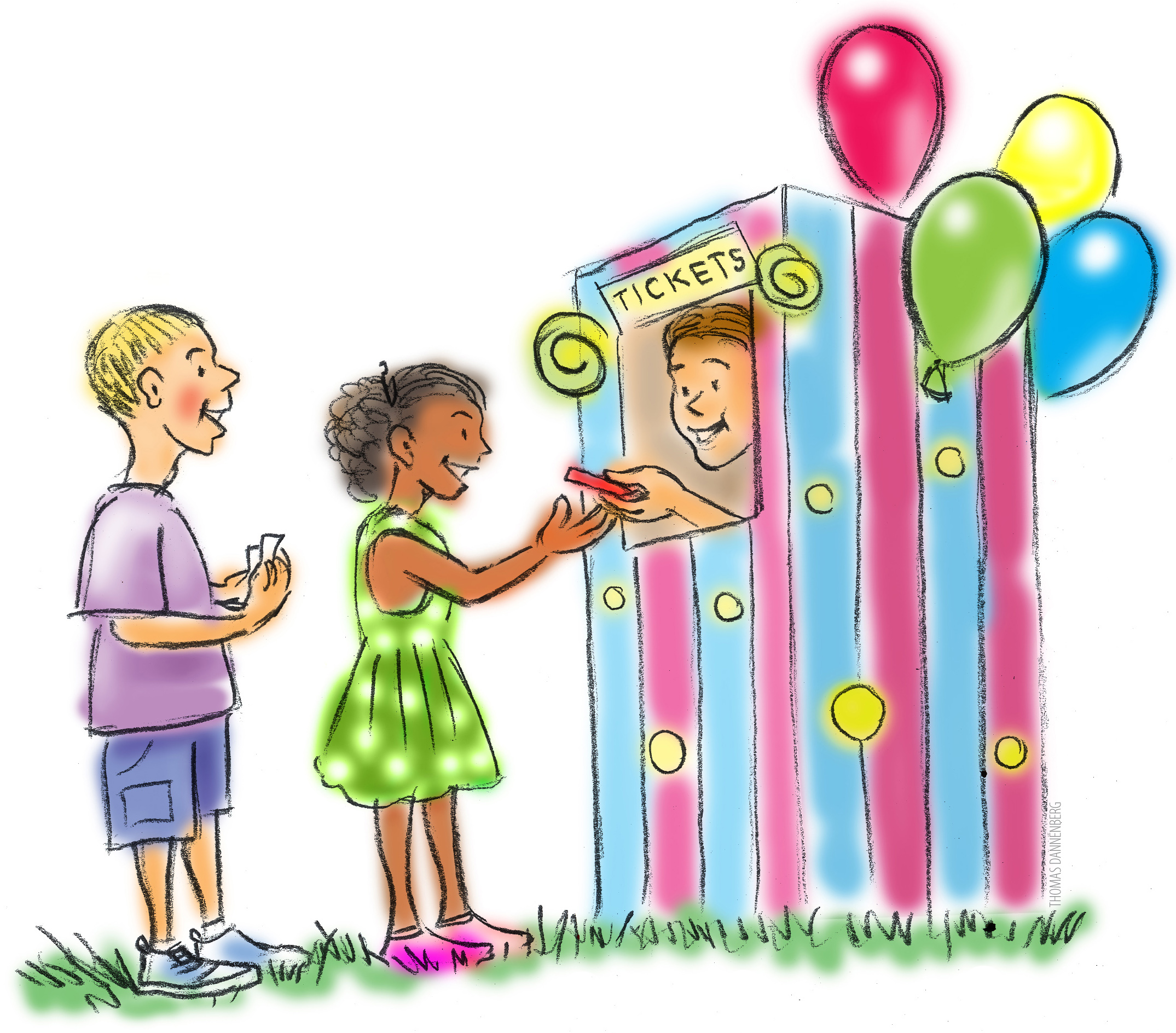 Festival clipart kids carnival Art clipart Kids Carnival carnival
