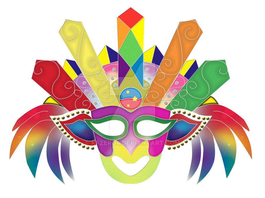 Festival clipart mask vector By PNG kfzero4 by Masskara