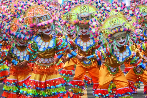 Festival clipart maskara Pinoys YLBnoel's to answers the