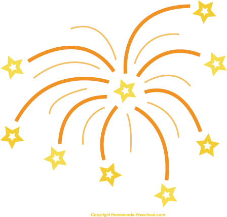 Fireworks clipart happy new year Image Clipart Free to Save