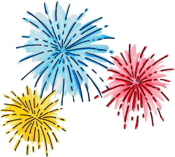 Celebration clipart firecracker Clipartix clip Year Free year