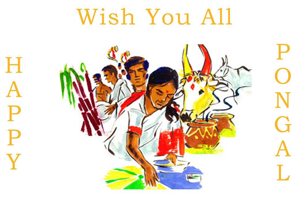 Festival clipart sankranthi Pongal sankranthi  essay festival