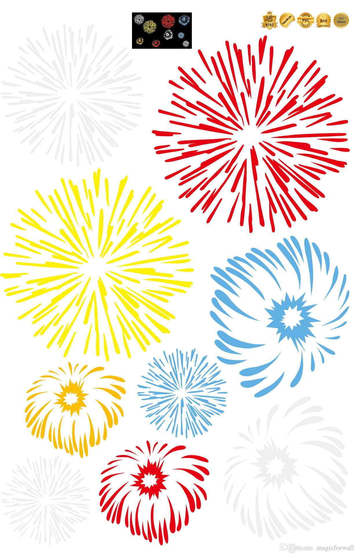 Festival clipart sparkler Latest Peace Wall Sticker For