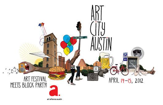 Festival clipart street play  Art City Art Meets