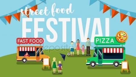 Festival clipart street play #157627564 Street © — food