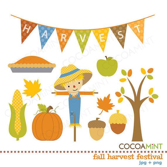 Harvest clipart harvest day Clipart festival Clipart thanksgiving Harvest
