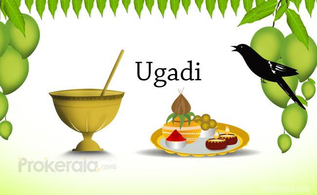 Festival clipart ugadi India Year the Deccan of