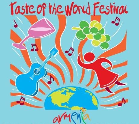 Festival clipart world festival  Taste This: With World