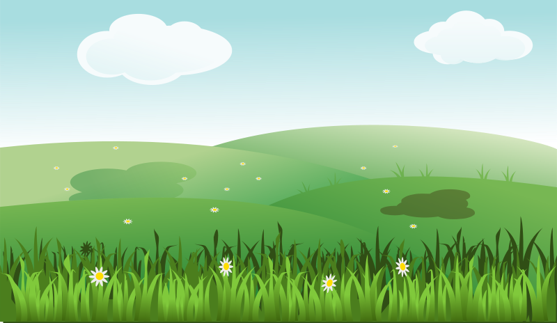 Field clipart #1