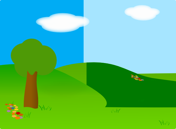 Field clipart #12