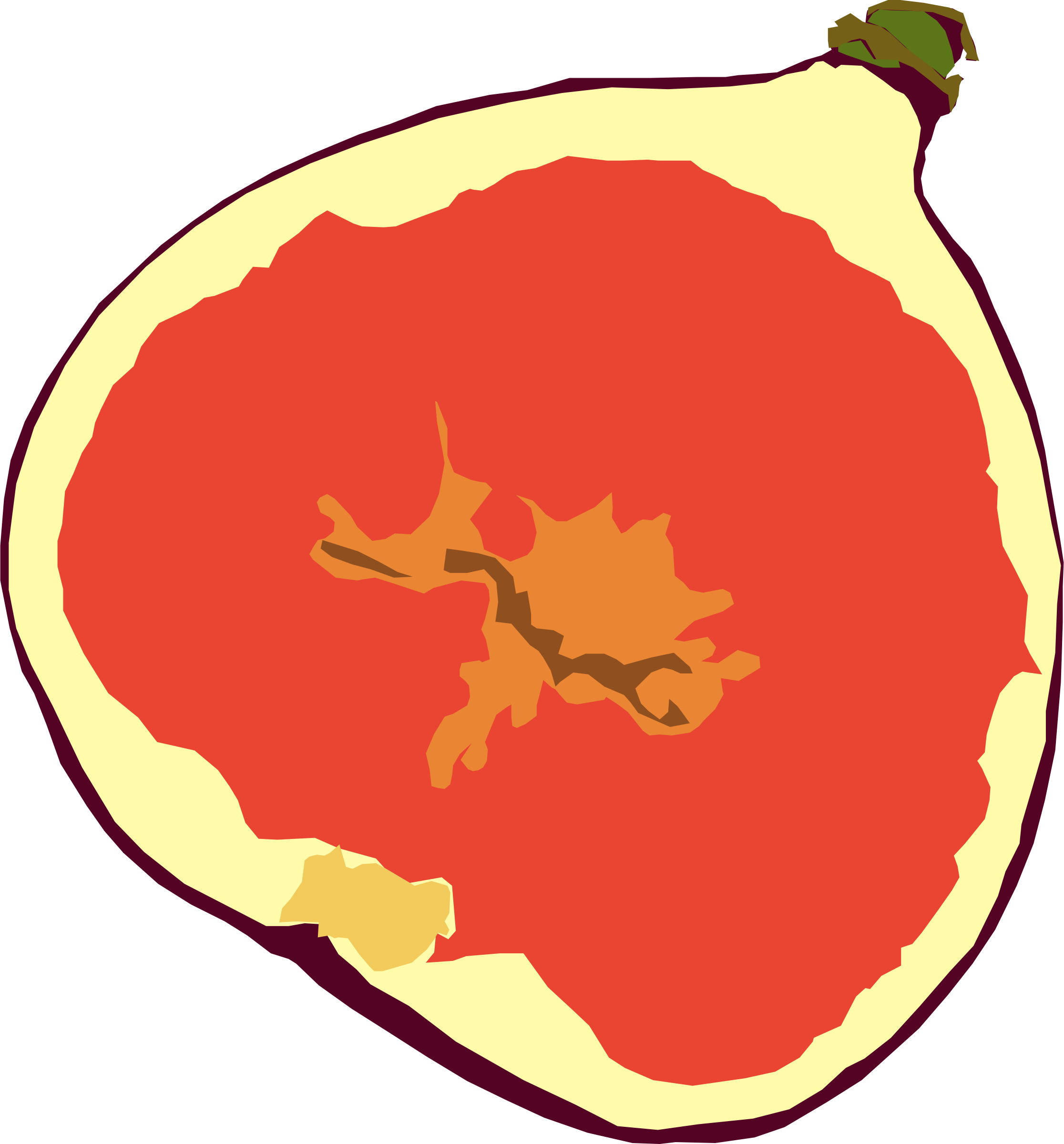 Fig clipart #11