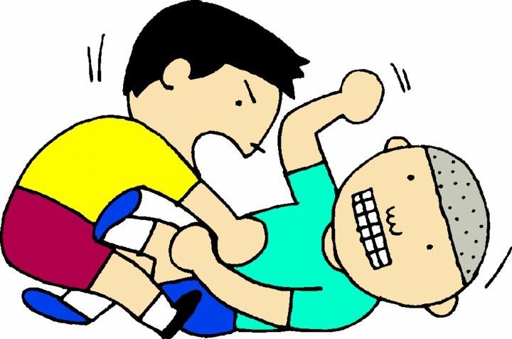Fight clipart Cartoon Cartoon Free Clipart