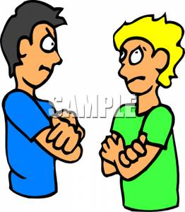 Anger clipart disagreement Images Free Boy Clipart Clipart