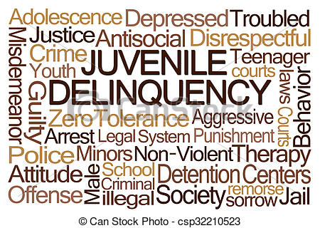 Fight clipart juvenile delinquency Background on Cloud  White