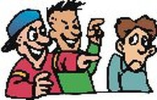 Violence clipart bully Behavior bullying be the In