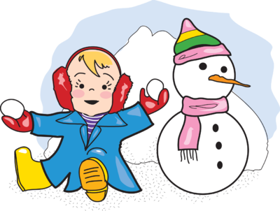 Fight clipart snow In Image: Baby Christart Baby