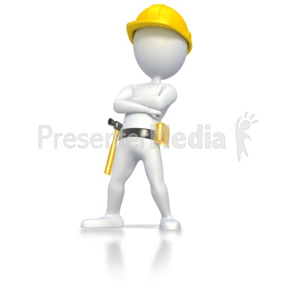 Figurine clipart Group Clipart Worker Crossed Clipart