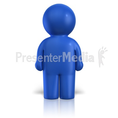 Figurine clipart employee Presentation  Pawn Icon for