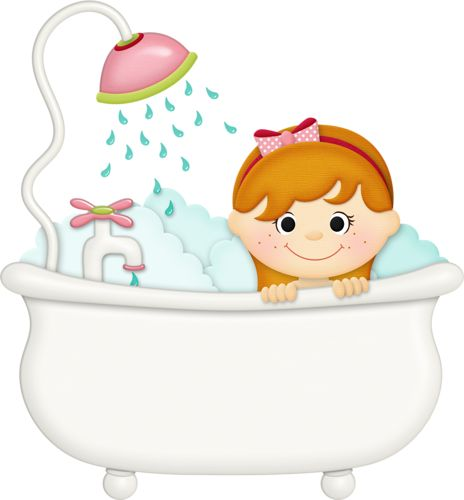 Book clipart tub This and more images on