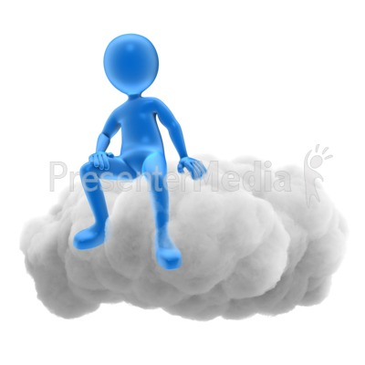 Figurine clipart blue  Recreation 9513 ID# for