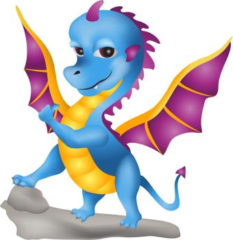 Figurine clipart blue Blue blue%20dragon%20clipart Clipart Clipart Free