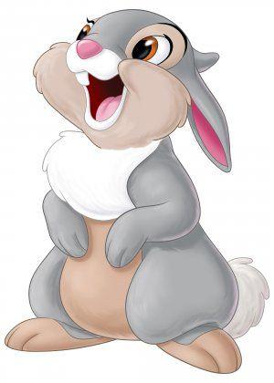 Figurine clipart cartoon character More Pinterest Best Cartoon Thumper