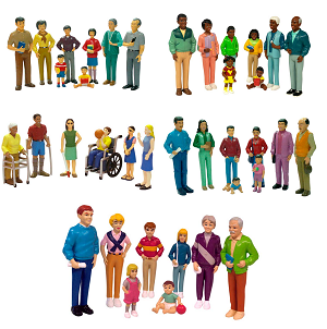 Figurine clipart cognition The of Cognitive Figures Diverse