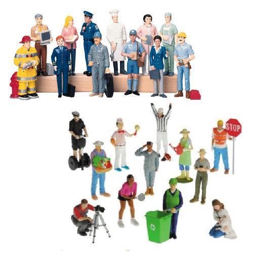 Figurine clipart cognition 24 Figure HUMAN Set FIGURES: