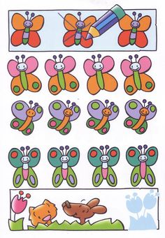 Figurine clipart cognition Welke Color Butterfly is voor