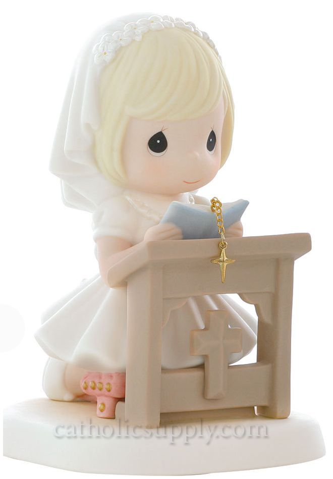 Figurine clipart concerned Clipart Moments Figurines First Precious