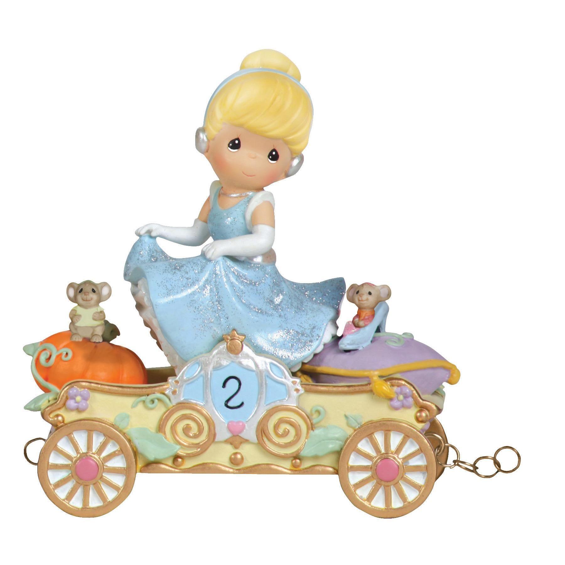 Figurine clipart concerned Disney Precious Boo—Now Cinderella Precious