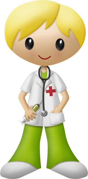 Figurine clipart concerned Best and on nurses doctors