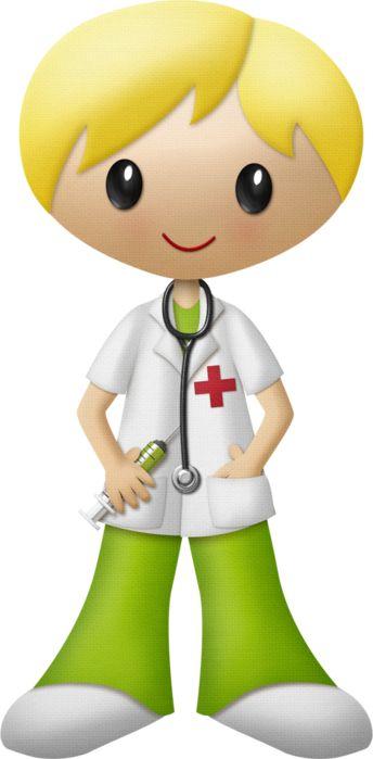 Figurine clipart concerned And on de doctors nousdeux