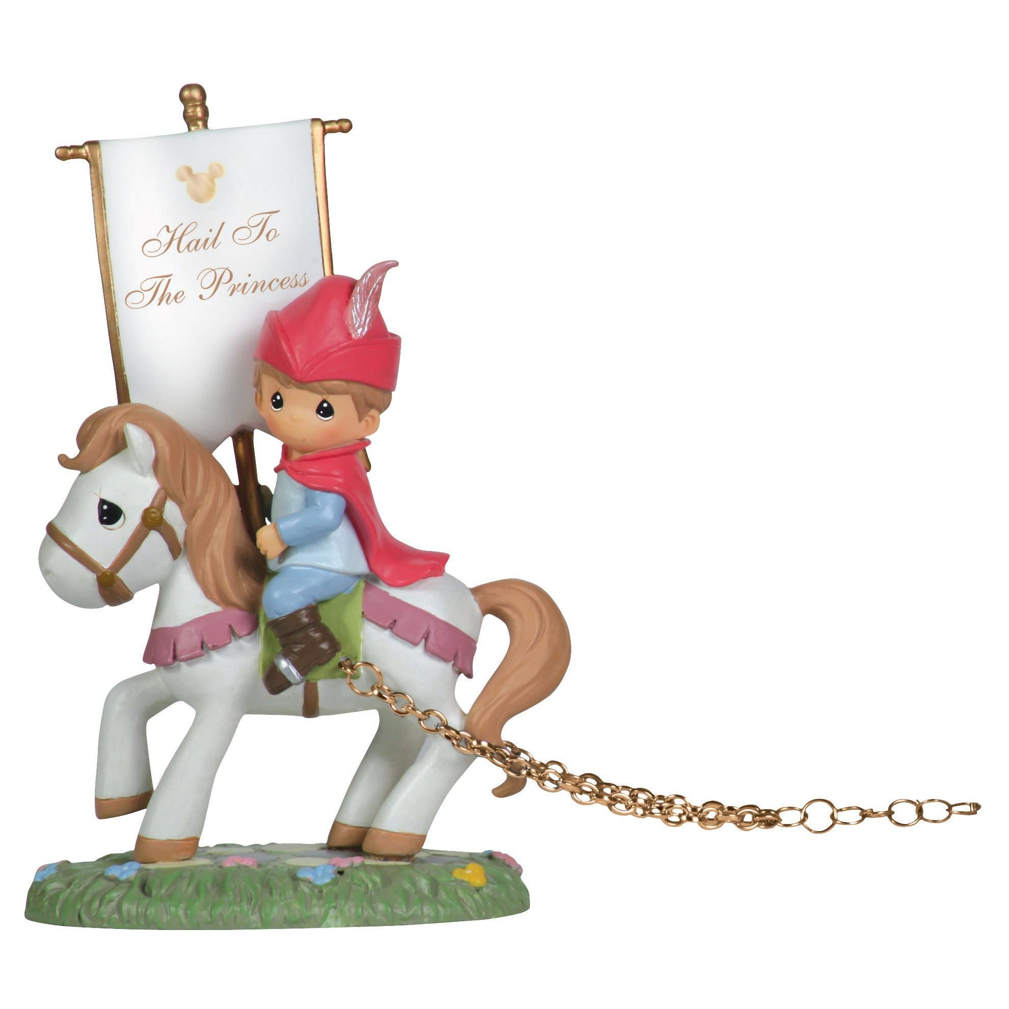 Figurine clipart concerned Riding Prince Riding Figurine His